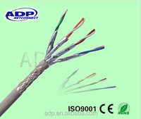 Top quality high speed of CAT6A/CAT7 lan cable 1000ft