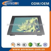 17 inch Industrial HDMI 12V DC LCD Monitor