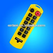 2014 high quality and stable function single speed remote control