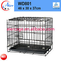 Factory supplier pet cage Metal Play Pen Kennel