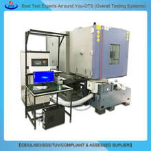 Temp Humidity and Vibration Combined Climatic Chamber Test Machine