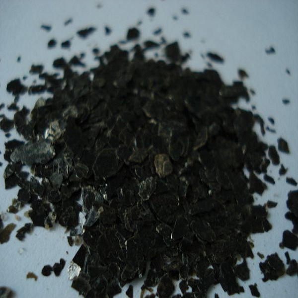 Colored Mica flakes with black,golden, green, red, coffee color