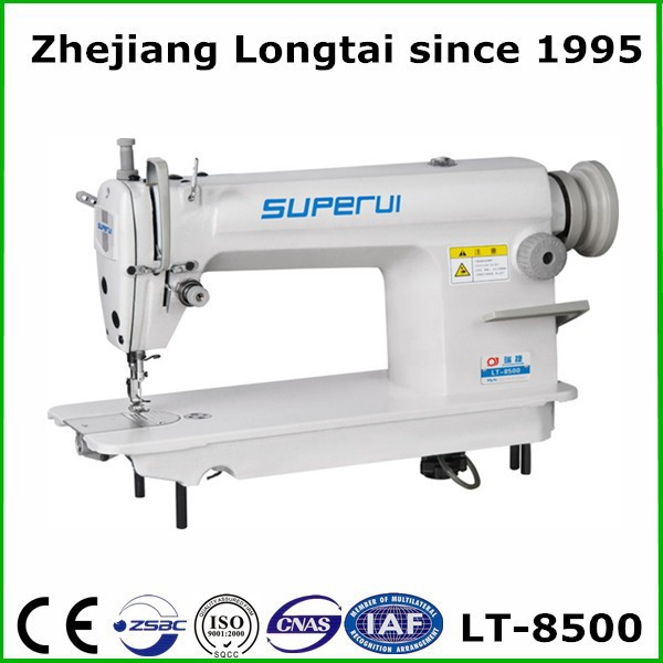 2-needle lockstitch sewing machine