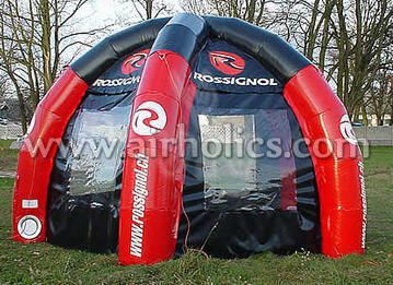 Custom made inflatable spider arch tent/inflatable dome tent for event H2173
