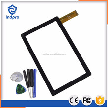 "China supplier 7"" digititzer touch glass screen"