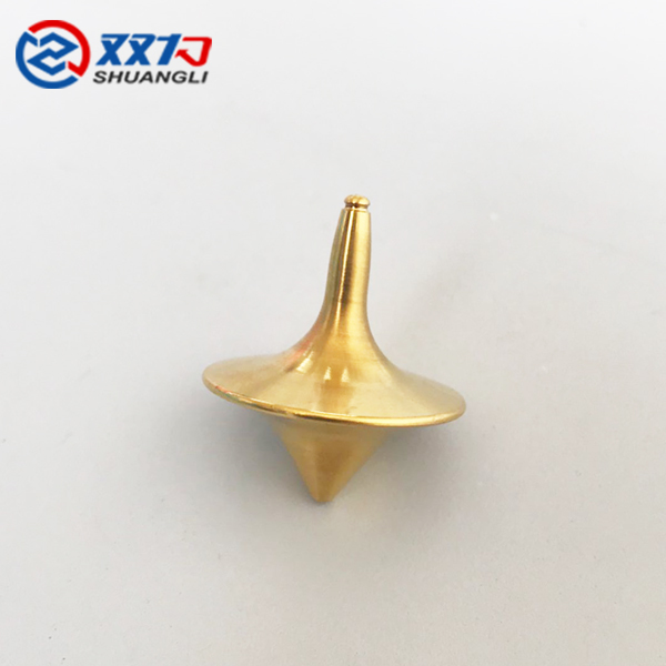 Custom Titanium Machining spinning top