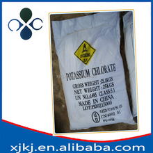 High quanlity and purity Potassium Chlorate KClO3 for fireworks