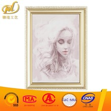 2017 new design dream girl diy crystal diamond embroidery painting glue unfinished nail arts for home decoration wall a203
