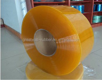 good looking colors low temperature PVC Curtain