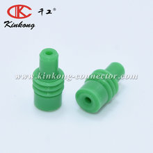 Waterproof Silicone Single Wire Oil Seal for Automotive Connector 7165-1635