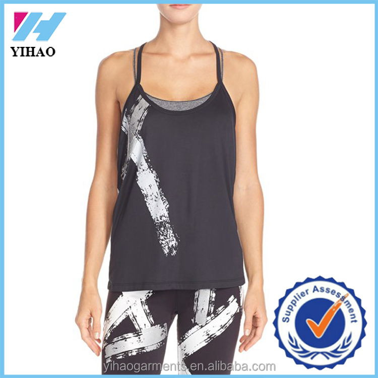Tank Top Super Stretch Neoprene Slimming Vests Training Corset Vests Waistcoats Gym Sports womens yoga tank top womens printed