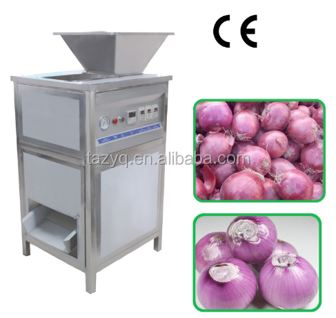 Vegetable Processing Factory Garlic or Onion Peeler Machine from China