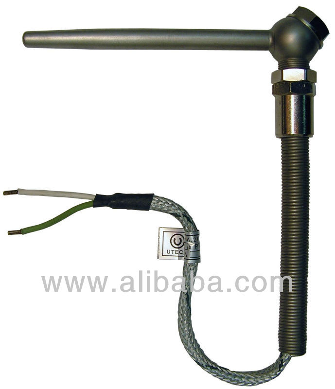 Series CBW - Thermocouple temperature sensor with cable