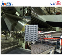 JWELL - plastic package plate making machine bubble sheet extrusion line