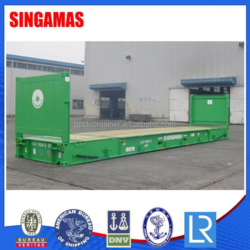 Open Top /Flat Rack Container Shipping