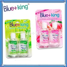 68ml Blue-King Antibacterial Hand Sanitizer(Various Flavor available)