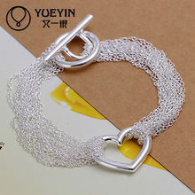 Wholesale Attractive infinity love bracelet