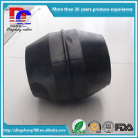 China supply industry used rubber parts