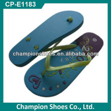 2013 Fashion Women Nude Beach Slippers