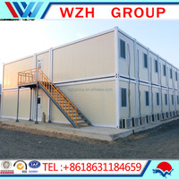 New China modern building luxury container house/prefabricated house for sale