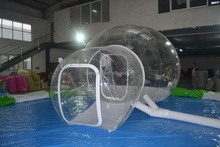Hot welding workmanship air dome tent for event