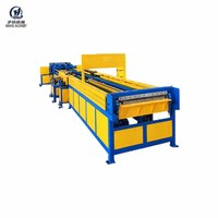Ventilation Duct Forming Machine Air Duct