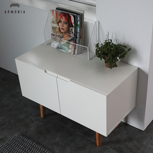 Modern Wood Shoe storage Cabinet For Living Room Furniture