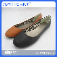 New simple style lady flat shoes