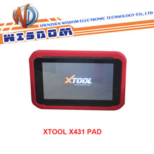 XTOOL X100 PAD Tablet X-100 Key Programmer with EEPROM Adapter X-100 PAD Free Update