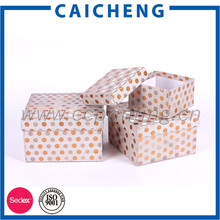 Baby Shoe Packaging Cardboard Shoe Box Wholesale
