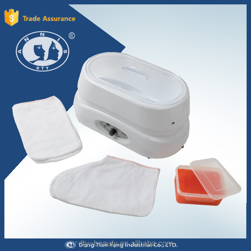 D-632B Hot sale paraffin wax machine for hands and feet Adjustable temper /Two colors to choose