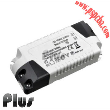 Isolation led driver factory SAA CE TUV CB 220v 4-7w led driver