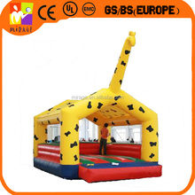 Zhong shan giraffe jumping bouncer