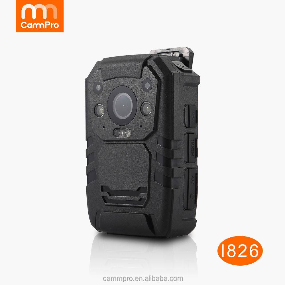 High quality low cost HD 1296P body worn camera for security guard and policemen