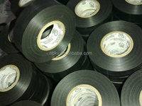 UL/CE/CSA Approved Black electrical insulation Vinyl waterproof tape