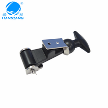 guangzhou custom cooler box rubber latch with hardware form china