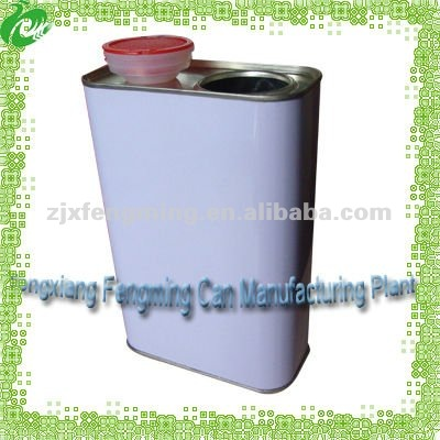 1L OIL PAINT JERRY CAN, CONTAINER
