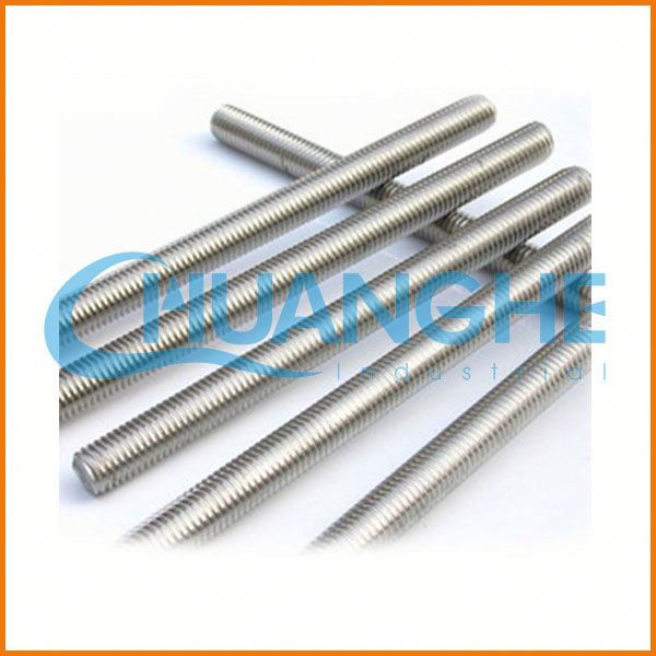 Alibaba China cheap sales nylon threaded rod