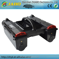 JABO-5A EXW price two colors factory direct sell RC lure fishing bait boat for sale