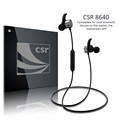 Newest Super Mini Bluetooth Earphone Headset in Ear bud with Cable Control--R1615