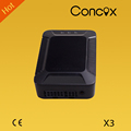 X3 multifunctional vehicle tracker by China manufacturer Concox support battery temperature monitoring