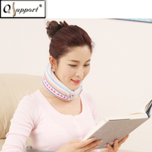 Eco-friendly innovative popupar high quality office worker's pillow neck protector patent product