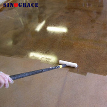 high performance clear Urethane sealer used in over epoxy flooring
