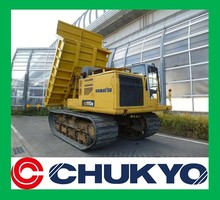 Crawler Carrier Used Komatsu CD110R From Japan <SOLD OUT>