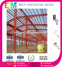 Steel structure anti rust anti corrosion paint
