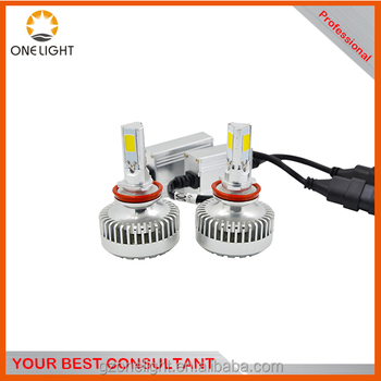 Auto accessories 3 sides 360 Emitting Car M3 L3 G5 G6 G7 Head Light high power led headlight bulb h7 south America market
