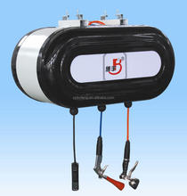 Industrial Retractable Car Washing Combination Hose Reel