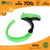 alibaba multi plastic (pom) holder for your garden outdoor or home use zhejiang factory green hose clamp