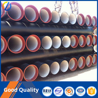 ductile iron pipe with pe sleeve