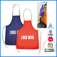 2014 China wholesale cheap disposable apron for kid